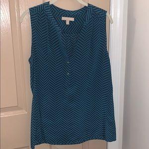 Tops - Banana Republic silk blouse